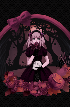 Trick and Treat by mono-tone