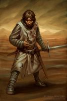 The Soldier by capprotti