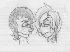 I dislike your face by Radioactive-Cryptid