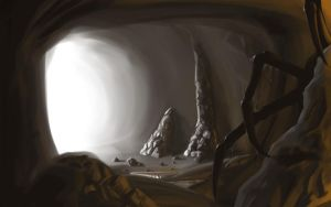 Creepy Cave by Didymus03