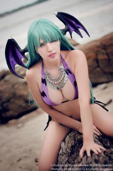 Morrigan by JuTsukinoOfficial