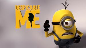 Despicable Me Wallpaper by kaoyon