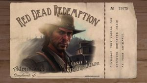 Red Dead Redemption Wallpaper by hel999