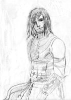 Prince of persia sketch by TatianaOnegina