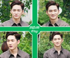 Photopack ARon by Min by tuteo112