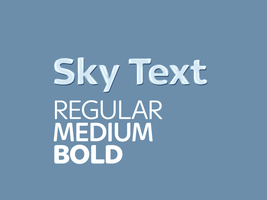 Sky Text by TK94732