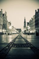 Gdansk old town by Wojtus