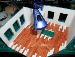 Les Shoppes Dollhouse Project: WIP 20 by kayanah