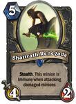 Shattrath Renegade by Sirhardcoreelite