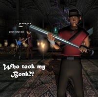 Team Fortress 2: Who Took my Bonk!? by SovietMentality