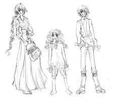 Height Chart by HalanLore