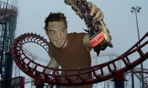 P. Phun - Roller Coaster Ogre by Donny-B