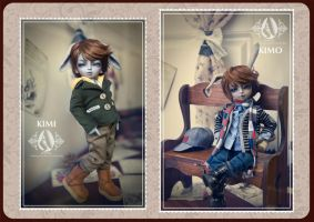 New Doll Bunny by Angell-studio