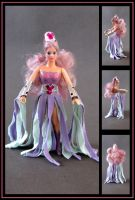 spinnerella custom figure  -  commission by nightwing1975