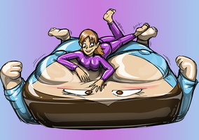 Rubber Bed Transformation by Redflare500