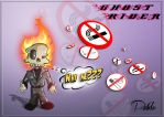 Ghost Rider by PAabloO