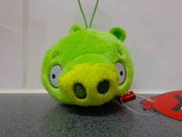 Minion Piggy Japanese plushie by Gallade007