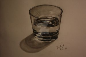 Water glass by Shpadie