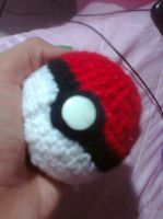 Pokeball- pokemon by norencita