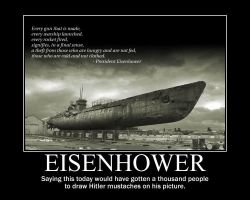Eisenhower Poster 1 by tomthefanboy