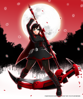 Fan Art : Ruby Rose by jadenkaiba