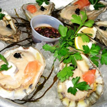 Oysters by chef-chad