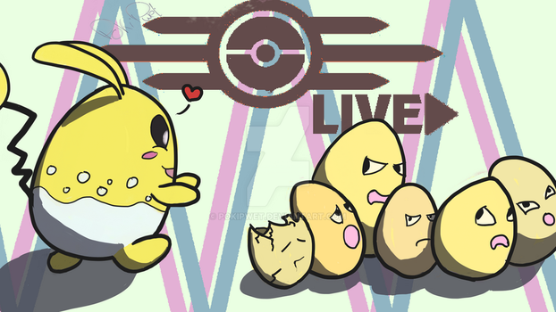 [Thumbnail] Live SH Easter edition for TaenMorlys by PokiPwet