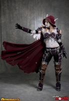 Queen of the Forsaken by Kudrel-Cosplay