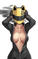 Celty by WhistlinFrog