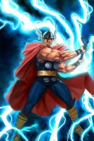 Thor Thursday - 01 by reau