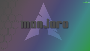 Manjaro Wallpaper by arktika13