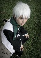 Hitsugaya toushiro new look cosplay by faisaluzumaki