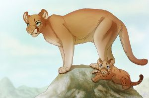 Gifty - Pumas by Shembre