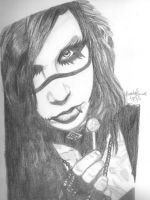 Andy Biersack by angel-ice88