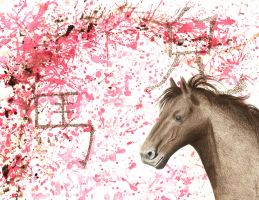 Petit cheval (xiao ma) by Le-Papillon-57