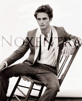 Rob Pattinson by N0xentra