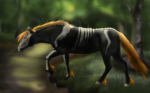 .:Commission for alexpeanut93:. by QueenHalloween