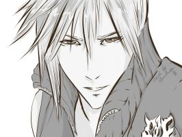 Cloud Strife by AnnCalina