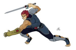 ThunderCats Lion-o by jerica128