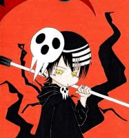 Soul Eater - Death the Kid by quinmari