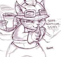 Teemo's Code by RinTheYordle
