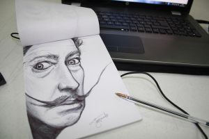 Dali by JamesFerrara