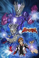 Ultraman Saga by Jason-Heichel