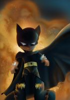Batman by ArtFurry