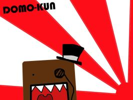 Domo-kun.PosH. by Saru420