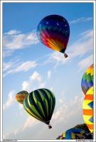 Hot Air Baloon Festival 08 by scarcrow28