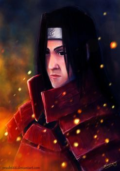 Hashirama by prash666