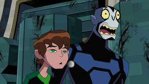 Ben 10 Omniverse Funny Faces #2 by Ben10OmninerseRules