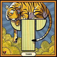 t001 tiger | HFF Hunts Deco by monozorro