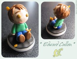 Edward Cullen Clay by lignystein
